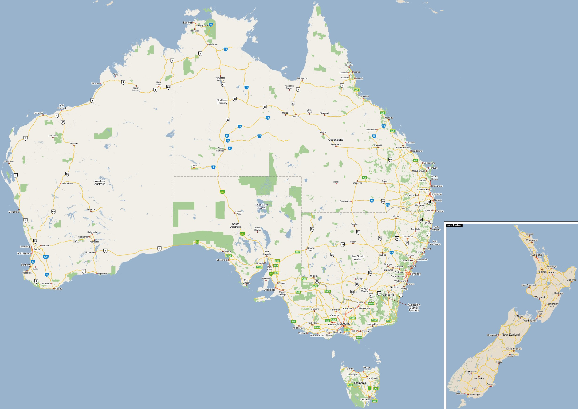 Footiemap australia 2014 2015 map of top tier australian footiemap australia 2014 2015 map of top tier australian football club stadiums sciox Images